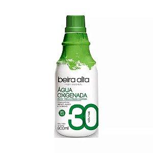 Água Oxigenada Cremosa 30 Volumes Beira Alta 900ml