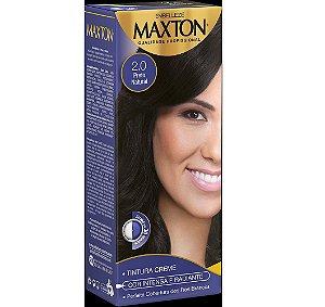 Tintura Embelleze Maxton 2.0 Preto Natural