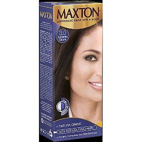 Tintura Embelleze Maxton 3.0 Castanho Escuro