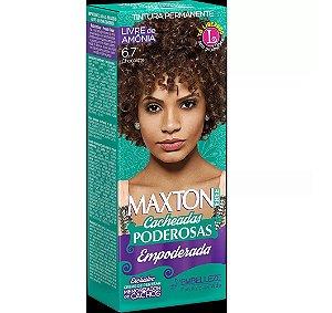 Tintura Embelleze Maxton Free Cacheadas 6.7 Chocolate