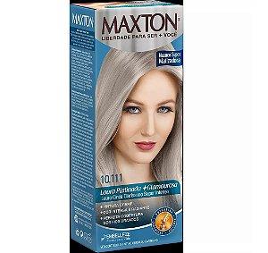 Tintura Embelleze Maxton 10.111 Louro Cinza Claro Super Intenso