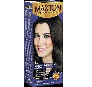 Tintura Embelleze Maxton 2.8 Preto Tabaco
