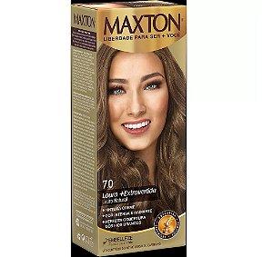 Tintura Embelleze Maxton 7.0 Louro Natural