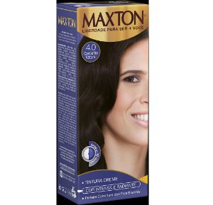 Tintura Embelleze Maxton 4.0 Castanho Natural