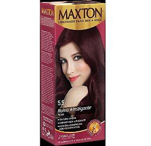 Tintura Embelleze Maxton 5.5 Acaju