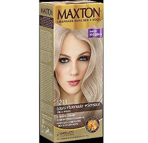 Tintura Embelleze Maxton 12.11 Louro Platinado Cinza