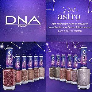 Coleção de Esmalte Dna Italy Astro, kit com 12 esmaltes