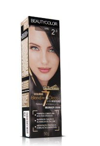 Tintura Individual Beauty Color 2.0 - Preto