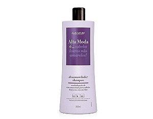 Shampoo Alta moda Alfaparf Desamarelador 300ML.