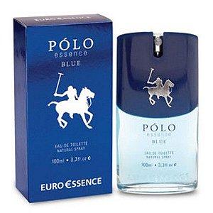 Perfume Masculino Euroessence Pólo Essence Blue 100ML