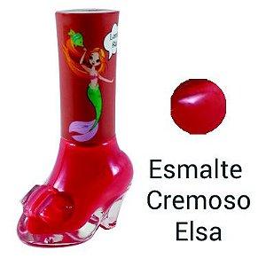 Esmalte Lorac Star Sereia Cremoso Elsa 6,5 ML