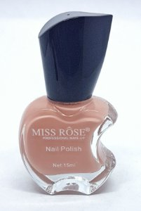 Esmalte Cremoso 80 - Miss Rôse 15ml
