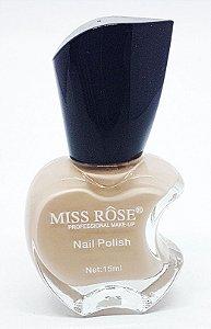 Esmalte Cremoso 76 - Miss Rôse 13ml