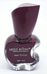 Esmalte Perolado 29 - Miss Rôse 15ml
