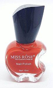 Esmalte Cremoso 12 - Miss Rôse 13ml