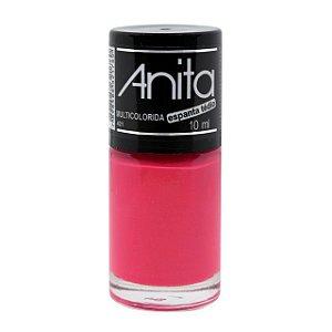 Esmalte Cremoso Multicolorida Anita 10ml