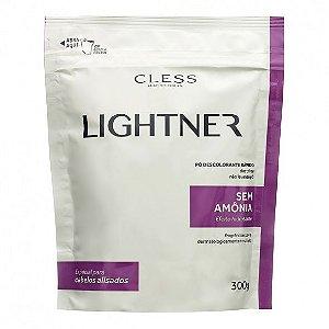 Pó Descolorante Lightner Cless Sem Amonia 300gr