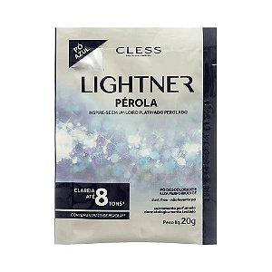 Pó Descolorante Lightner Cless Pérola 20gr