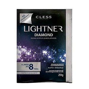Pó Descolorante Lightner Cless Diamond 20gr