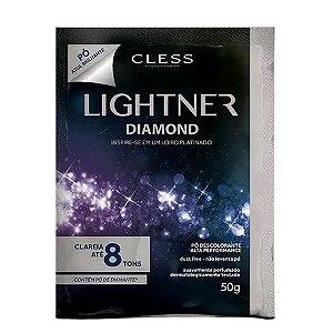 Pó Descolorante Lightner Cless Diamond 50gr