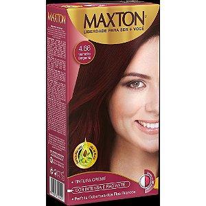 Tintura Embelleze Maxton 4.66 Vermelho Borgonha