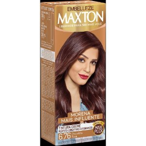 Tintura Embelleze Maxton 6.76 Chocolate Rosé