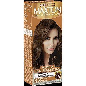 Tintura Embelleze Maxton  6.88 Marrom Tabaco