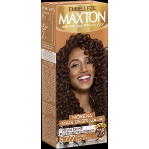 Tintura Embelleze Maxton 5.777 Chocolate Super Intenso