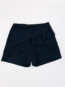 Shorts Nuvem Preto - M