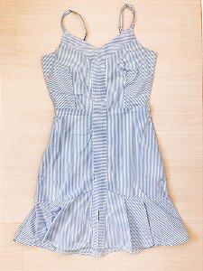 Vestido Listra - P
