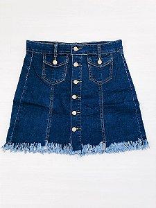 Saia Jeans - Tamanho M