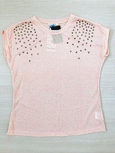 T- shirt estrela - Tamanho GG