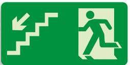 Escada - desce