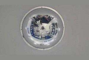 ESPELHO DOMO - 360° ACRÍLICO