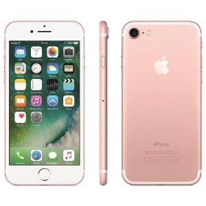iPhone 7 32GB Ouro Rosa