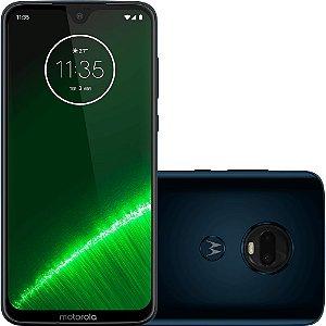 Celular Motorola Moto G7 Plus - Indigo
