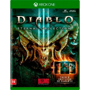 Jogo Diablo III: Eternal Collection - Xbox One