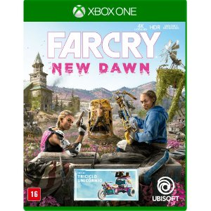 Jogo Far Cry New Dawn - Xbox One
