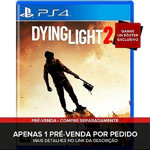 Jogo Dying Light 2 - PS4