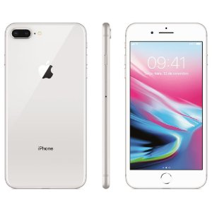 iPhone 8 Plus 64GB Prata
