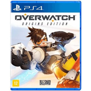 Jogo Overwatch: Origins Edition - PS4