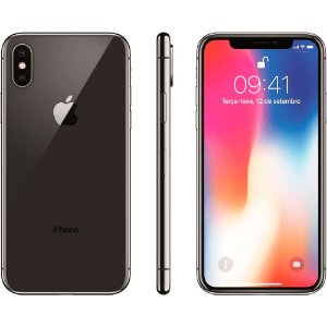 iPhone X 64GB - Cinza Espacial