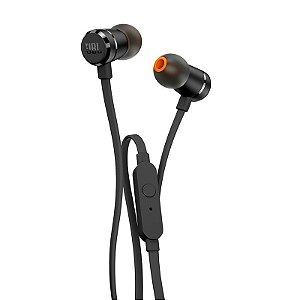 Fone de ouvido JBL T290 - Preto