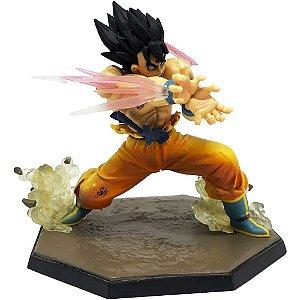 Boneco Son Goku Kamehameha - Dragon Ball Z