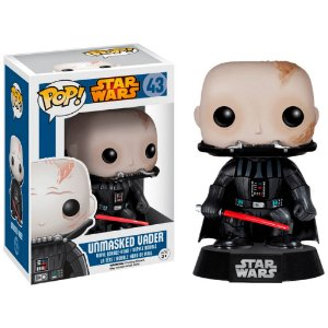 Pop Darth Vader Unmasked: Star Wars #43
