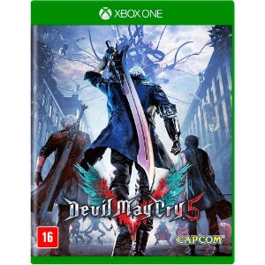 Jogo Devil May Cry 5 - Xbox One