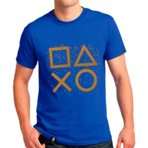 Camiseta PlayStation Days of Play