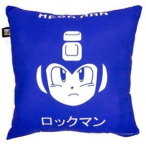 Almofada Megaman - Face