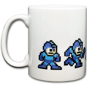 Caneca Megaman - Level Hard