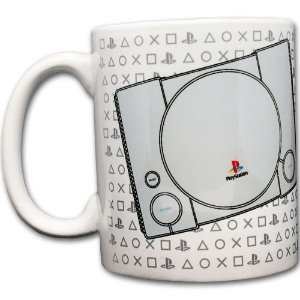 Caneca PlayStation - PS1 Play Symbols